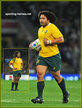 Tatafu POLOTA-NAU - Australia - 2015 World Cup Final & Semi Final.