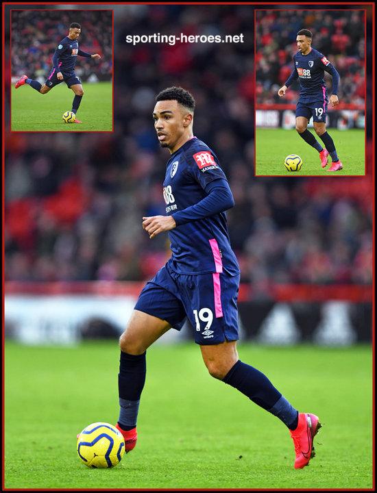 Junior Stanislas Premiership Appearances Bournemouth