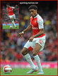 Chuba AKPOM - Arsenal FC - Premier League Appearances