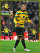 Vadis ODJIDJA-OFOE - Norwich City FC - Premiership Appearances