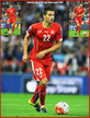 Fabian SCHAR - Switzerland - 2016 European Championships qualifying games.