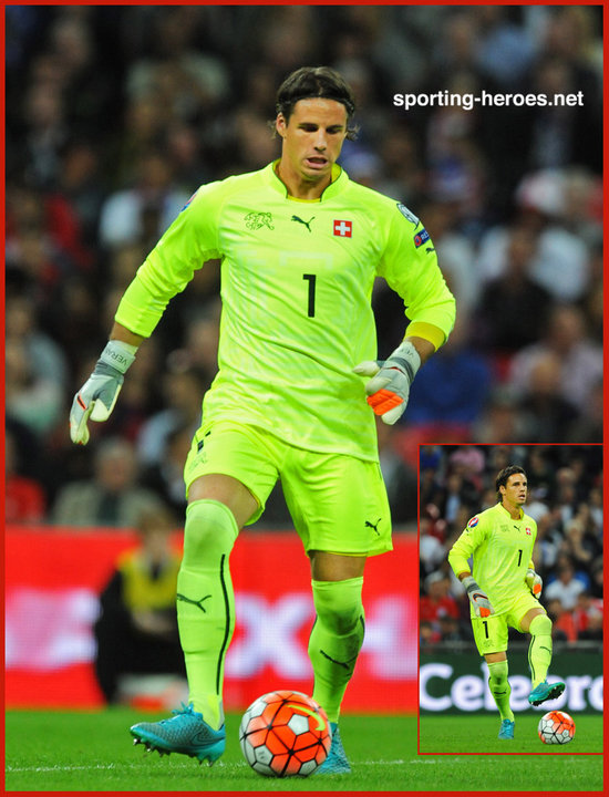 yann sommer 2016 european chionships qualifying