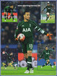 Michel VORM - Tottenham Hotspur FC - League Appearances.