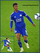Demarai GRAY - Leicester City FC - League appearances.