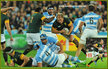 Schalk BURGER - South Africa - 2015 World Cup semi final & bronze medal final.