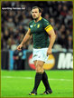 Bismarck DU PLESSIS - South Africa - 2015 World Cup semi final & bronze medal final.