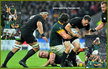 Eben ETZEBETH - South Africa - 2015 World Cup semi final & bronze medal final.