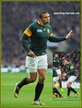 Bryan HABANA - South Africa - 2015 World Cup semi final & bronze medal final.