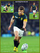 Patrick LAMBIE - South Africa - 2015 World Cup semi final & bronze medal final.