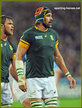 Victor MATFIELD - South Africa - 2015 World Cup semi final & bronze medal final.