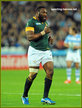 Tendai MTAWARIRA - South Africa - 2015 World Cup semi final & bronze medal final.