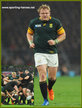 Adriaan STRAUSS - South Africa - 2015 World Cup semi final & bronze medal final.