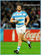 Julian MONTOYA - Argentina - 2015 World Cup Rugby bronze medal final.