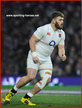 Luke COWAN-DICKIE - England - International rugby caps.