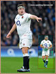 Jamie GEORGE - England - International Rugby Union Caps for England.