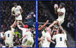 Maro ITOJE - England - International Rugby Union Caps.