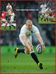 Mike BROWN - England - 2016 Six Nations Grand Slam Games.