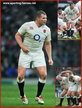 Dylan HARTLEY - England - 2016 Six Nations Grand Slam games.