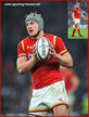Jonathan DAVIES - Wales - International Rugby Union Caps 2014 -