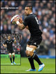 Liam MESSAM - New Zealand - International Rugby Caps 2012-2015.
