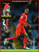 Christian BENTEKE - Liverpool FC - Premiership Appearances