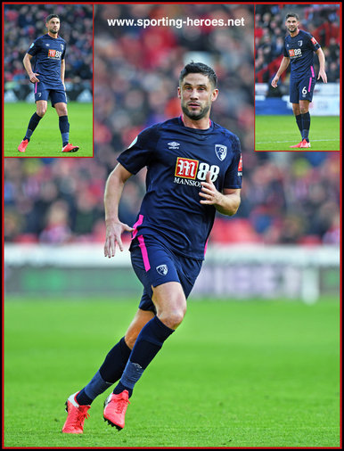 Andrew Surman - Bournemouth - League Appearances