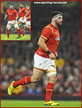 Scott BALDWIN - Wales - International Rugby Union Caps for Wales.