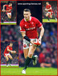 Dan BIGGAR - Wales - International Rugby Union Caps 2015 -