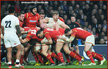 Luke CHARTERIS - Wales - International Rugby Union Caps 2015 -