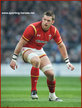 Dan LYDIATE - Wales - International Rugby Union Caps 2015 -
