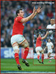 Sam WARBURTON - Wales - International Rugby Union Caps 2015 - 2017.