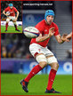 Justin TIPURIC - Wales - International Rugby Union Caps 2015 -