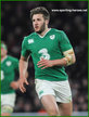Stuart McCLOSKEY - Ireland (Rugby) - International Rugby Union Caps.