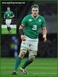 Rhys RUDDOCK - Ireland (Rugby) - International Rugby Union Caps.
