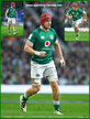 Josh van der FLIER - Ireland (Rugby) - International Rugby Union Caps.