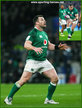 Cian HEALY - Ireland (Rugby) - International Rugby Union Caps. 2015 -