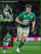 Jamie HEASLIP - Ireland (Rugby) - International Rugby Union Caps. 2015 -