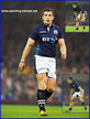 John HARDIE - Scotland - International rugby union caps.