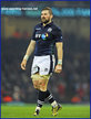 John BARCLAY - Scotland - International Rugby Union Caps. 2015-