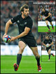 Conrad SMITH - New Zealand - International Rugby Games 2012 - 2015.