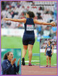 Melina ROBERT-MICHON - France - Silver discus medal at 2014 European Championships.