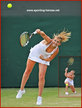 Timea BACSINSZKY - Switzerland - Grand Slam semi finalist in 2015.