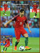 Andre GOMES - Portugal - Euro 2016. Winning team in France.