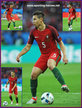 Raphael GUERREIRO - Portugal - Euro 2016. Winning team in France.