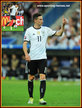Julian DRAXLER - Germany - Euro 2016.  Losing Semi finalist.