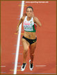 Ivet LALOVA - Bulgaria - Silver medals in 100m & 200m at 2016 European Championships.