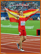 Bruno HORTELANO - Spain - European 200 metres sprint champion in 2016.
