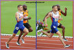 Daniel TALBOT - Great Britain - Second bronze medal in 200m at European Championships.