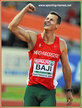 Balazs BAJI - Hungary - Silver medal and National record at European Championships.