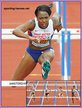 Tiffany PORTER - Great Britain & N.I. - Bronze medal at 2016 European Championships.